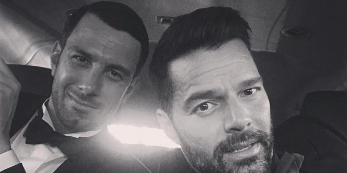 Ricky Martin ya se casó con su novio