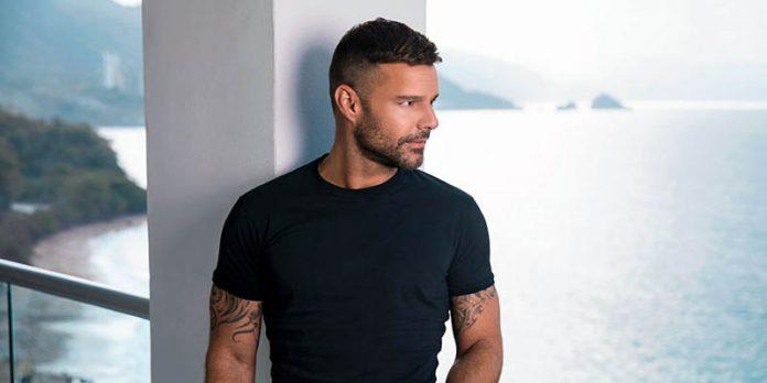 """Ricky Martin: """"Nunca he tenido problemas con el desnudo"""""""
