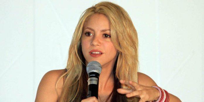 Shakira cubre parte de su deuda con Hacienda