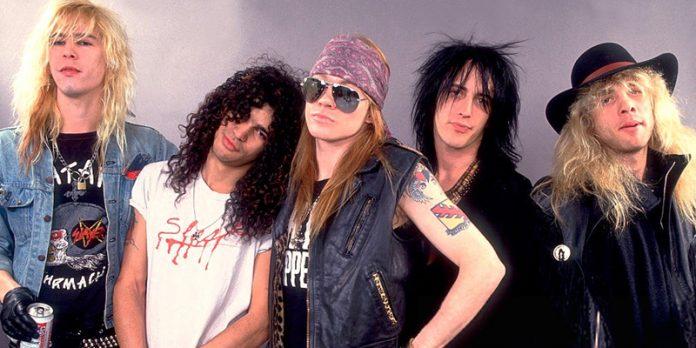 Guns N' Roses lanza un video inédito