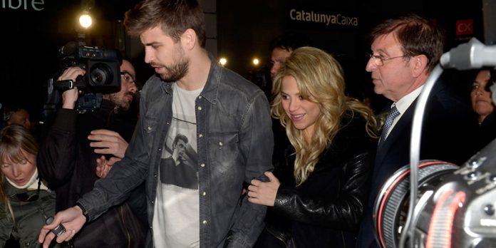 No hay crisis amorosa entre Shakira y Gerard Piqué