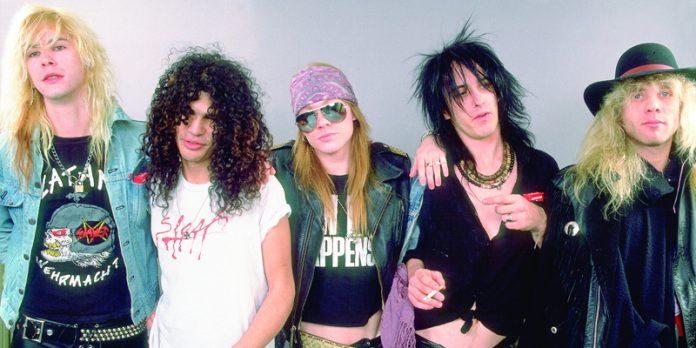 Guns N'Roses estrena versión inédita de 'November Rain'