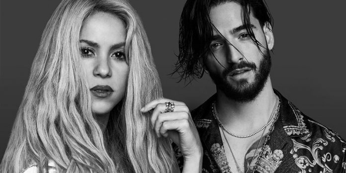 Shakira lanza 'Clandestino' junto a Maluma