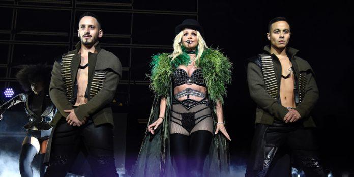 Britney Spears prohíbe el alcohol en sus conciertos