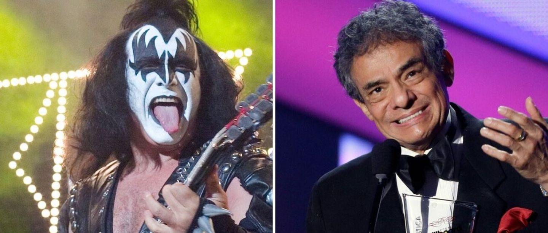 El día en el que Gene Simmons de KISS se declaró fan de José José