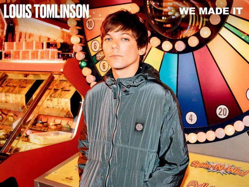 Louis Tomlinson habla de su presente y lo compara con One Direction