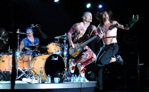Red Hot Chili Peppers transmitirá su concierto de Lollapalooza 2006 vía livestream