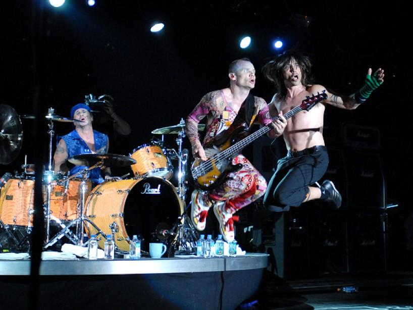 Red Hot Chili Peppers transmitirá su concierto de Lollapalooza 2006 vía livestream