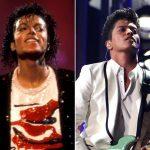 Una alocada teoría asegura que Michael Jackson es papá de Bruno Mars