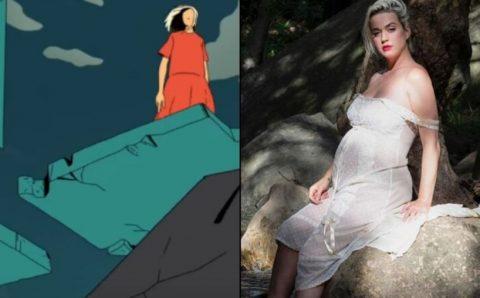 Aunque todavía no nace, la bebé de Katy Perry presenciará el lanzamiento del 'SpaceX'
