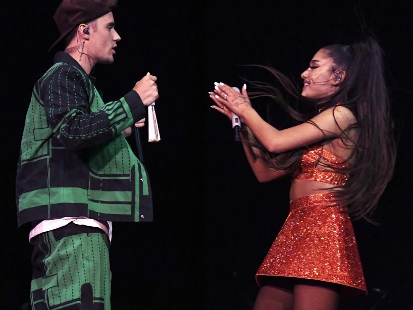 'Stuck With U' de Justin Bieber y Ariana Grande muestra al nuevo novio de la cantante