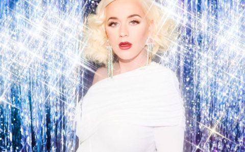 Katy Perry reveló la portada de su nuevo álbum, 'SMILE' , y un adelanto del tema principal