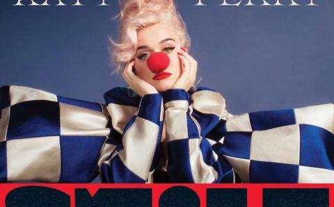 Katy Perry estrena 'Smile' y celebra haber superado el peor momento de su vida